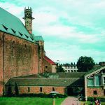 10 Magdeburg Wallonerkirche - Station auf dem Jakobusweg Sachsen-Anhalt