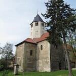 15 Kloster Gröningen - Station auf dem Jakobusweg Sachsen-Anhalt