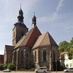 Evangelische St. Jakobus Kirche in Hettstedt