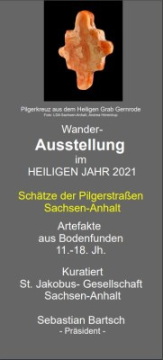Flyer Ausstellung