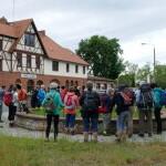 Am Bahnhof Schönebeck Bad-Salzelmen
